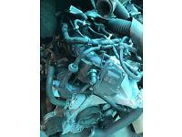 FORD FOCUS TITANIUM ECOBOOST 999cc PETROL ENGINE 2015