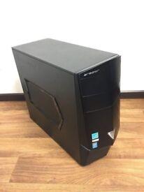 Gaming Computer PC, High Spec (Intel i7 4790, 16GB RAM, 1TB HD, R9 255 Graphics)