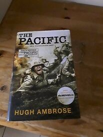 The Pacific by Hugh Ambrose £4.50