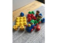Selection of Baby Lego - big and chunky ideal for small hands