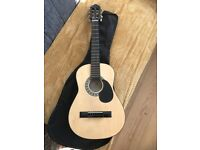 SX Acoustic Guitar Small Body