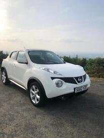 Nissan Juke 2012. Full year MOT( now £6500)