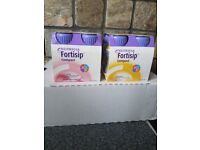 400 fortisip drinks
