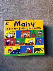 Kids Maisy Puzzle