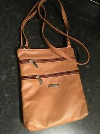 Real leather bag from Lorenz