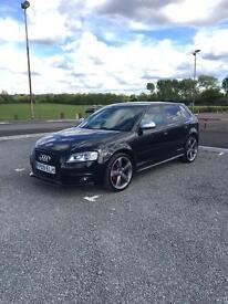 Audi A3 2.0 Tdi Black Edition 85k FSH Xenon Drl Led Bose SatNav