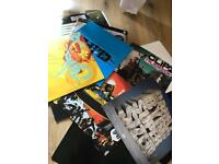 Drum and bass lp/records/vinyls