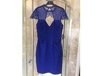 Women's Size 14 Cobalt Blue Lipsy Dress