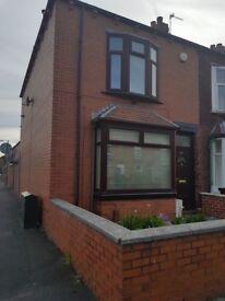 3 Bedroom 2 reception terraced house. Morris Green Lane Bolton - £590pcm