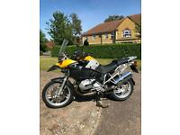 BMW R 1200 GS ABS, 2005, GREAT CONDITION