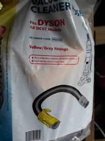 Replacement Hose for a Dyson DC07
