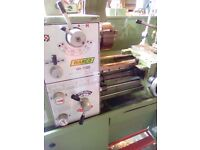 Warco GH1322 Lathes, Union grinder and pillar drill