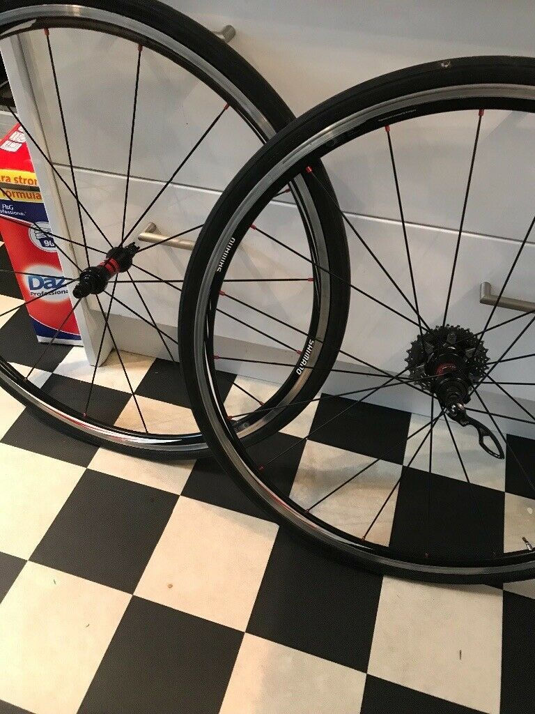 15297d93bcc Shimano rs10 wheelset excellent condion only £40   in Chelmsford ...