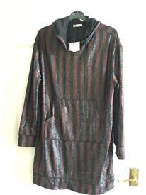 Brand New Zara Sweatshirt dress