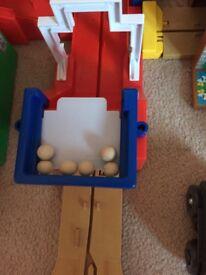 Thomas & Cranky Coal Loader, Tomy Toy
