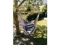 2 hammock swing chairs, brand new in original packaging