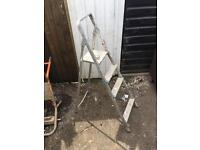 Step ladders with FREE DELIVERY