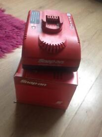 Snapon battery charger