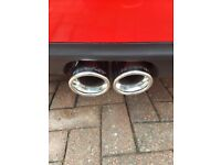 Vw Polo 9n3 GTI Custom Exhaust System