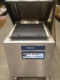 HENKOVAC COMMERCIAL VACUUM PACKING HEAVY DUTY MACHINE STAINLESS