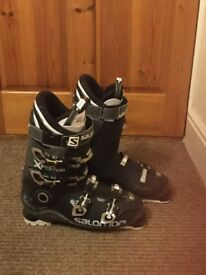 Men's Salomon XPRO 100 Boots, Size 30.5 (11.5 UK size), great condition