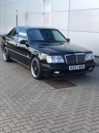 Mercedes W124 Limited Edition E220 - Automatic