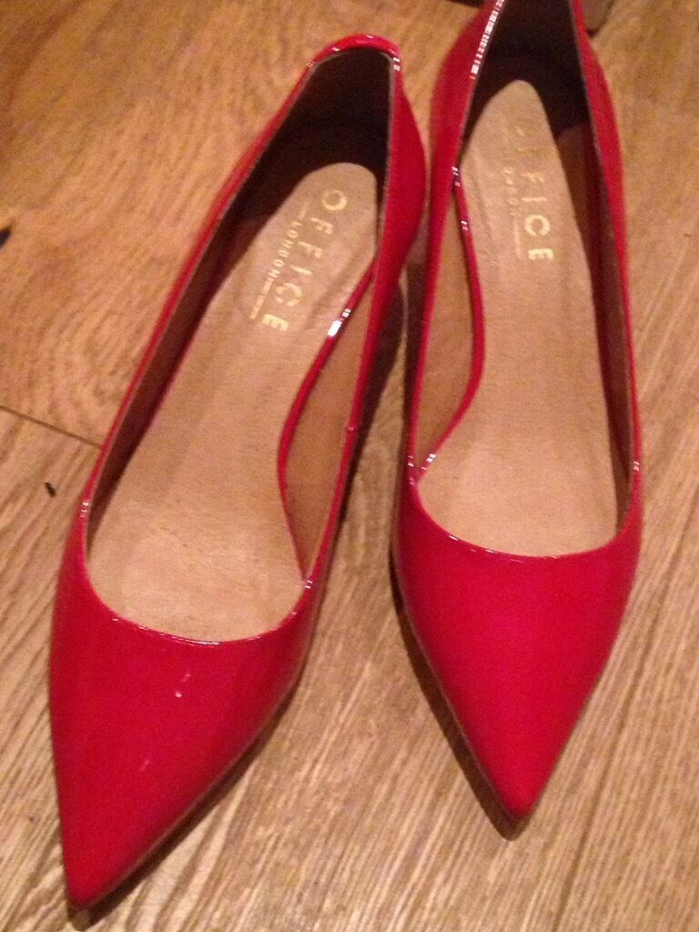 OFFICE Kitten heels Size 7 | in Earls Court London | Gumtree