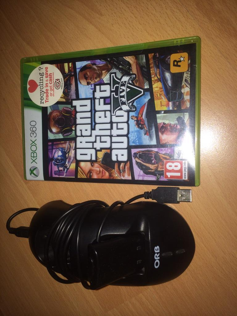 GTA 5 and controller charger Xbox 360in Middlesbrough, North YorkshireGumtree - GTA 5 both discs fully workingDocking charger and battery for Xbox 360 controller