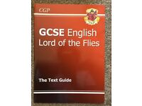 GCSE English Lord of the Flies CPG Text Guide