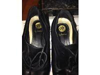Designer formal shoes.
