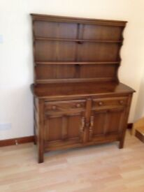 Ercol Welsh dresser in excellent condition