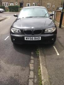 BMW 1 series 1.6 ISport PLATE Included