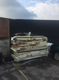 COLLECTION FREE OF CHARGE - Cold Room Panels for Restaurants/Supermarkets