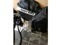 Sienna x professional spray tan kit