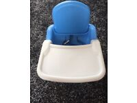 Lindam Baby chair @tray