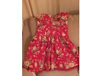 Gorgeous Apricot size S dress