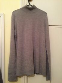 & Other Stories Merino Blend Top NEVER WORN size small