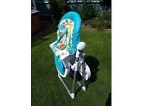 Cosatto Hi-low High chair in kaleidoscope