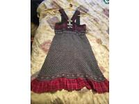 Absolutely gorgeous soft lambswool blend 'FreePeople' winter dress, size small