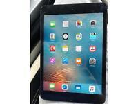 Apple iPad mini 16gb wifi grey perfect working