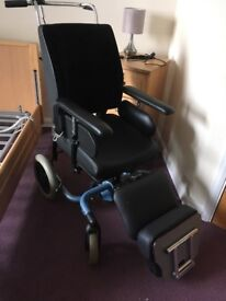 Adjustable Reclining Wheelchair