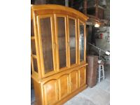 Large Kitchen Cupboard / Dresser .