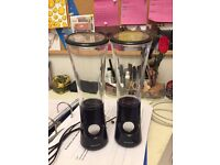 iBoutique ColourJets Dancing Fountain Speakers