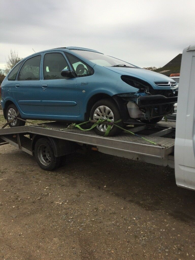 SCRAP CARS WANTED WITH ALLOY WHEELS BEST PRICES PAID