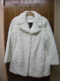 Faux Fur Jacket - New