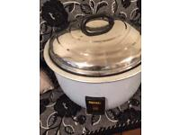 £80 BUFFALO LARGE 21 CUPS RICE COOKER