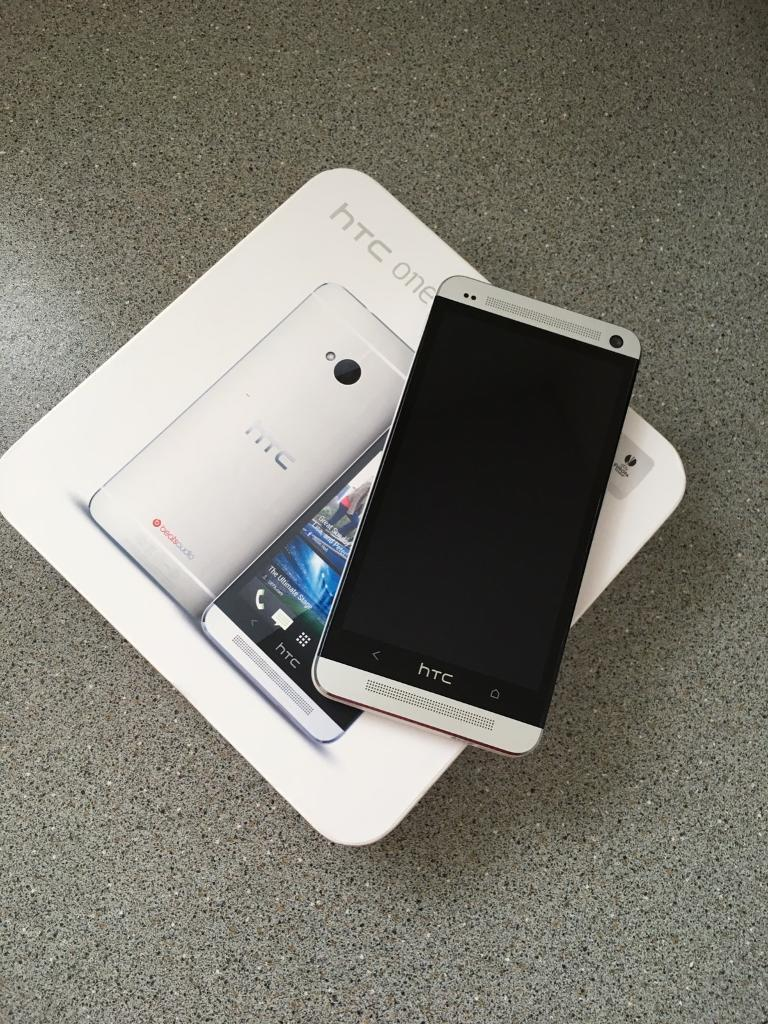HTC ONE M7 smartphone Unlocked Simfreein Blackheath, LondonGumtree - Here is a Htc m7 unlocked smartphone,Model Genuine HtcNetwork UnlockedColour Silvercomes with case USB Cable, charger and box. It has been used for only for few months in very good condition with minor wear tear. An excellent phone for using Viber,...