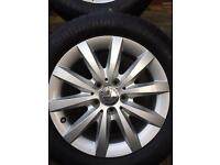 New Alloys for Mercedes Benz