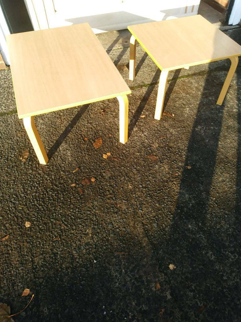 Coffee Tables For Sale - Solid Birchwood - Could Possibly ...
