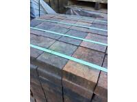Pallets of block paving many available